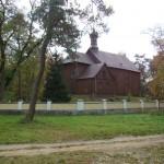 Kościół w Lutkówce,foto : Irmina Wójcik