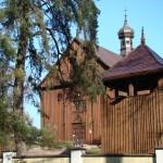Kościół parafialny w Lutkówce, foto : Irmina Wójcik