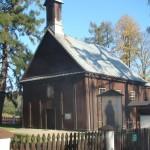 kościół parafialny w Skułach