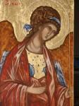 Ikona Archanioła Michała wg ikony Archanioła Michała  A. Rublowa
